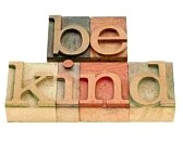 9215222-be-kind-motivational-reminder--phrase-in-vintage-wood-letterpress-type-stained-by-color-inks-isolate